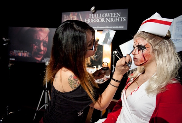hhn3 - Halloween Horror Nights Hollywood Preview!