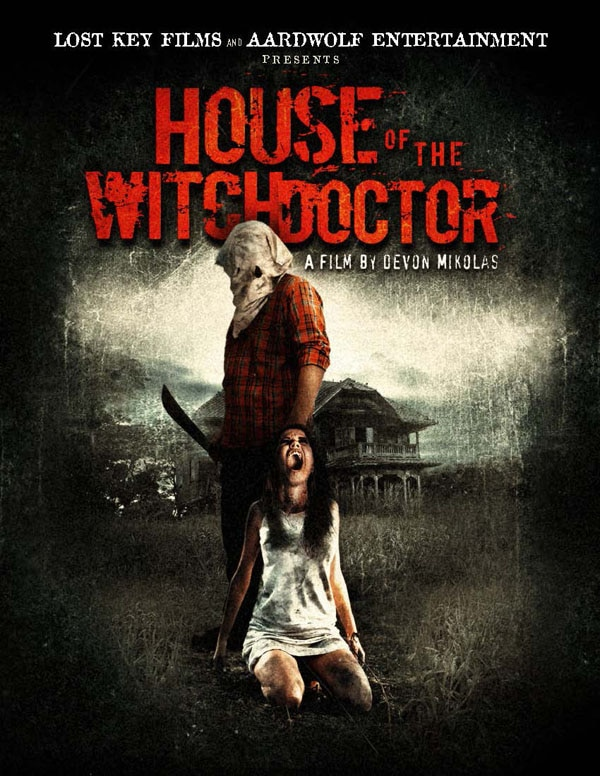 house of the witch doctor - Enter the House of the Witch Doctor in September