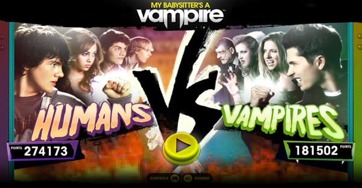 hvv - Humans VS Vampires Now Free at the App Store