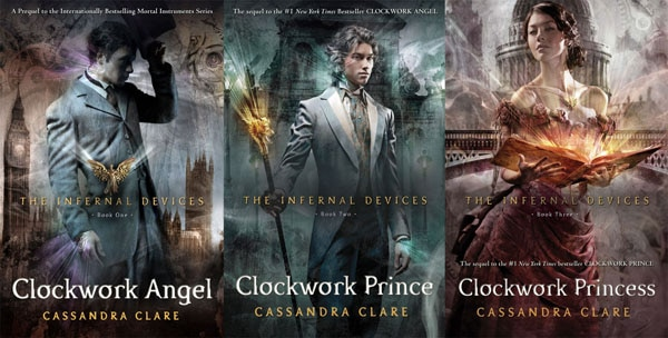 infernal devices - Upcoming Mortal Instruments Prequel Home to Infernal Devices