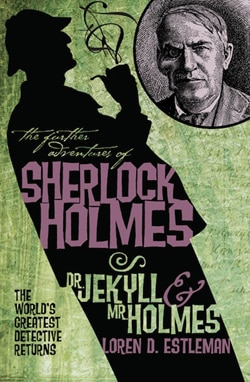 jekyllholmess - Dr. Jekyll and Mr. Holmes (Book)