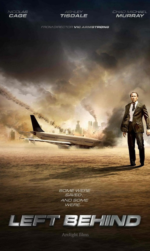 left behind poster 53d7c998cef1b - This New Left Behind Poster Finds Nicolas Cage At His Most Pensive