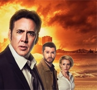 leftbehindss - This New Left Behind Poster Finds Nicolas Cage At His Most Pensive