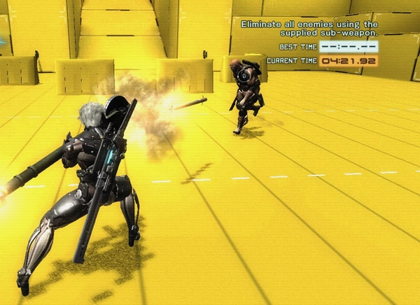 mgr4 - New Screens, Videos and DLC Revealed For Metal Gear Rising: Revengeance