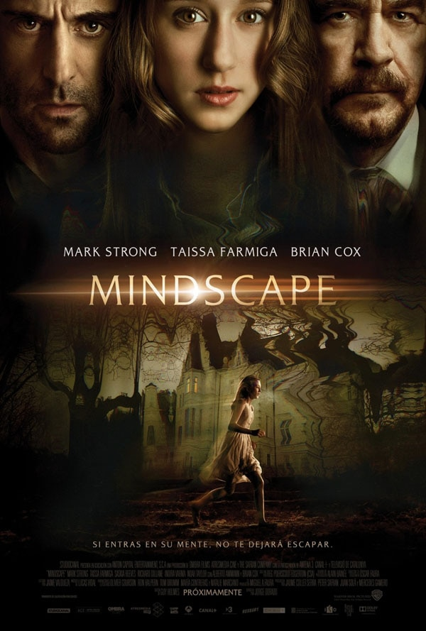 mindscape poster 2 - Explore Jaume Collet-Serra's Mindscape with this New English Language Trailer