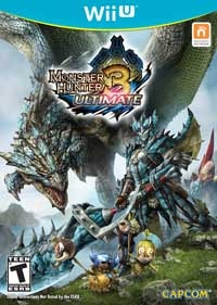 monster hunter3 ultimates - Monster Hunter 3 Ultimate (Video Game)