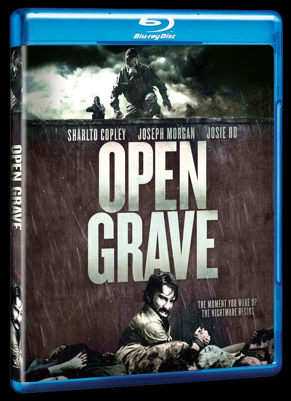 open grave blu ray - Cinedigm Makes a Home Video Date with an Open Grave