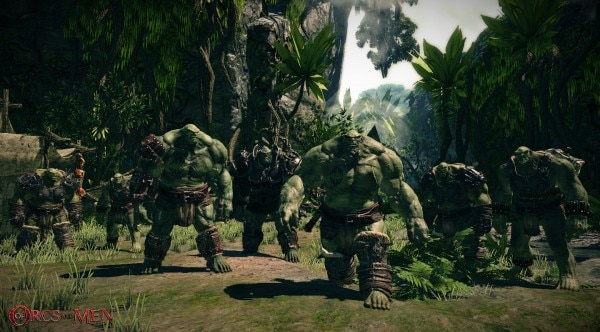 orc1 - Of Orcs and Men Receives New Trailer and Website