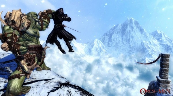 orc4 - Of Orcs and Men Receives New Trailer and Website