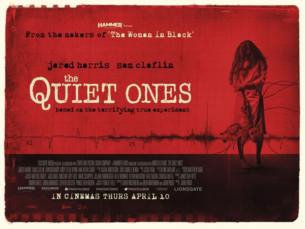 quiet ones red - Two New UK TV Spots Make Noise for The Quiet Ones