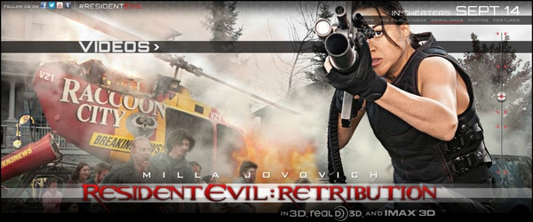 rerweb3 - Are Those Actual Zombies on the Resident Evil: Retribution Website?