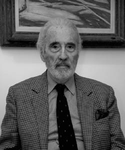 sffest1s - Science+Fiction Festival Report: Christopher Lee on Modern Horror Movies