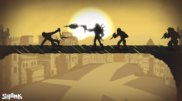 shank1s - Sharpen Your Shank for New XBLA / PSN Title From EA