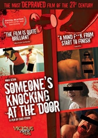 skd - Someone's Knocking at the Door (DVD)