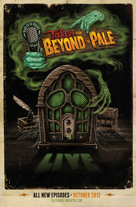 taleslive - Glass Eye Pix Taking Tales from Beyond the Pale Out of the Studio and Onto the NY Stage in October