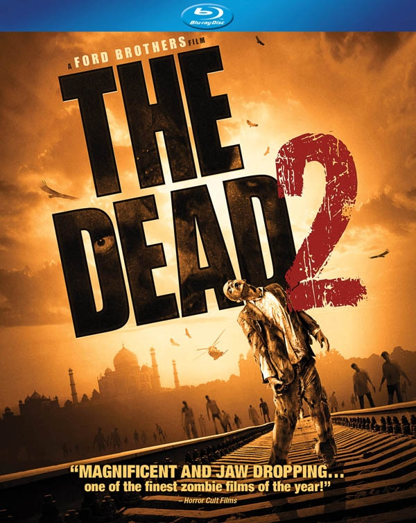 the dead 2 blu ray - The Ford Brothers Talk The Dead 2's Challenges, Casting Process, and More