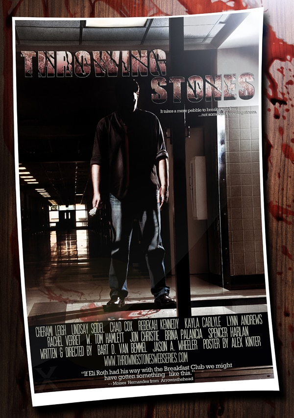throwstones1 - Throwing Stones Web Series Comes to Dread Central! Watch the Entire First Season NOW!