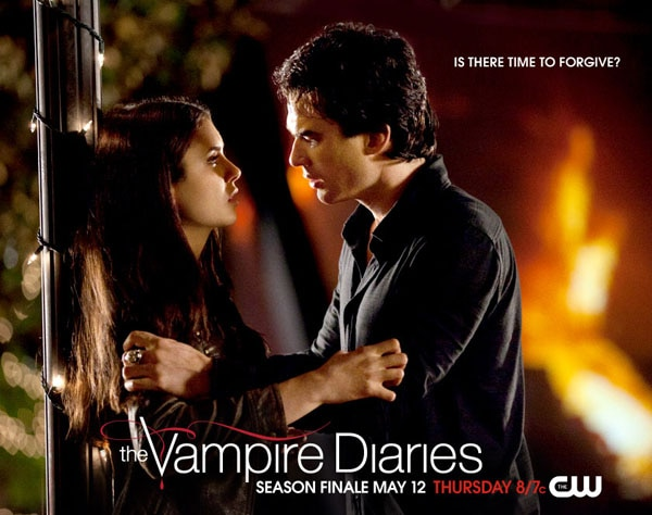 tvdfinale - Feeling Lucky? Watch Another Clip from The Vampire Diaries Season Finale Episode 4.23 - Graduation