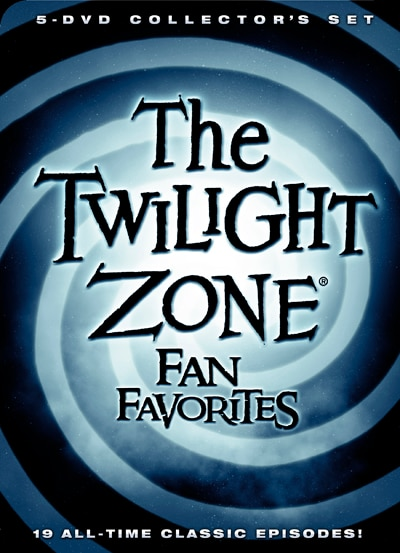 tzff - The Ultimate Twilight Zone Collection Is on its Way!
