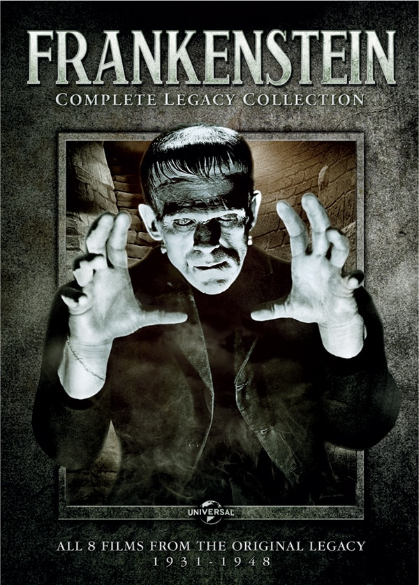 uni frank - Universal Releasing a Monster Sized DVD Box Set of 30 Films!