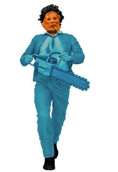 videogame 10 - Freddy in Space Gives the Atari Versions of Michael Myers and Leatherface the Action Figure Treatment!