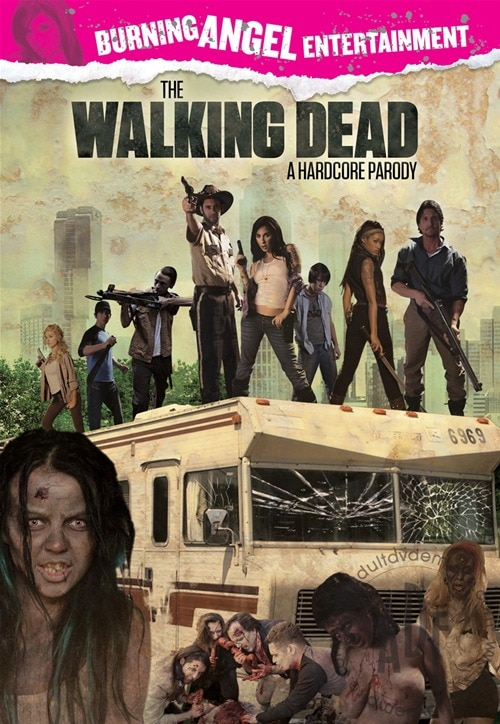 walking dead porno - Walkers Get REALLY Stiff in The Walking Dead: A Hardcore Parody