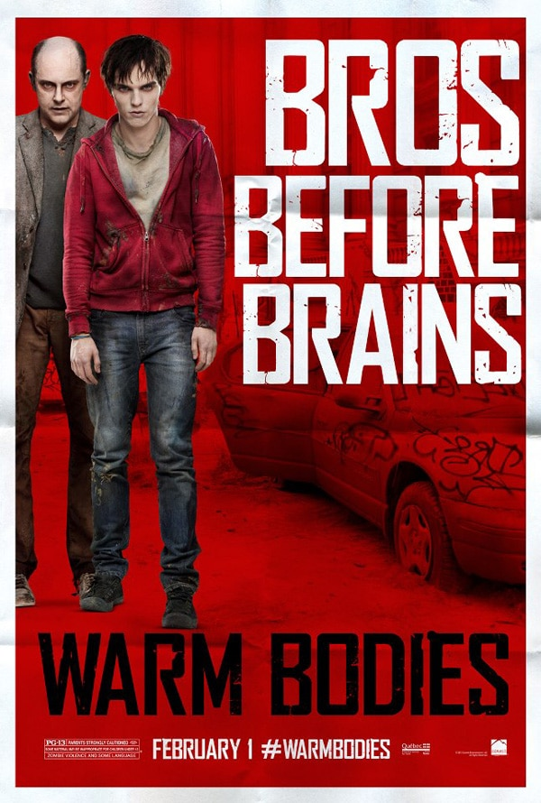 wb1 - More Warm Bodies One-Sheets to Tickle Your Funny Bones and Then Some!