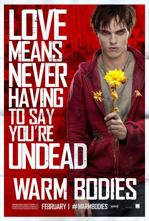 wb3 - More Warm Bodies One-Sheets to Tickle Your Funny Bones and Then Some!
