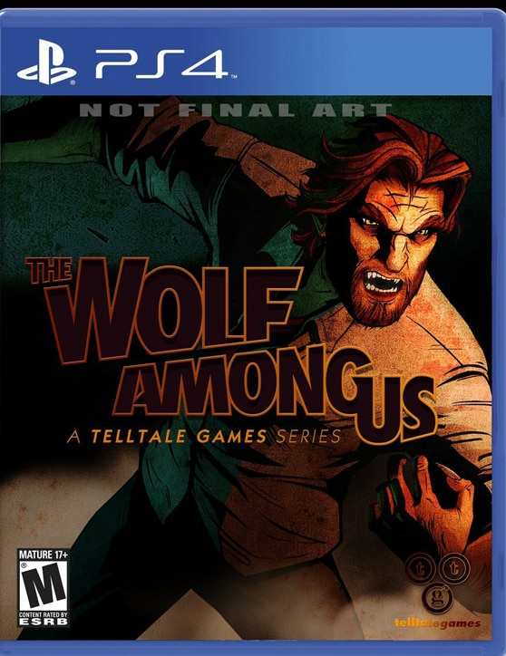 wolf among us - The Wolf Among Us: Episode Five Gets a New Teaser Trailer and July Release Date