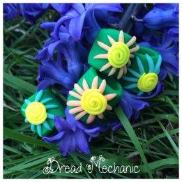 Glowing Sunshine Beads