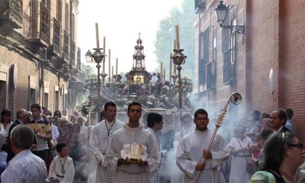 Fin de semana de pasión con el Corpus Christi en Alcalá de Henares - Dream Alcalá