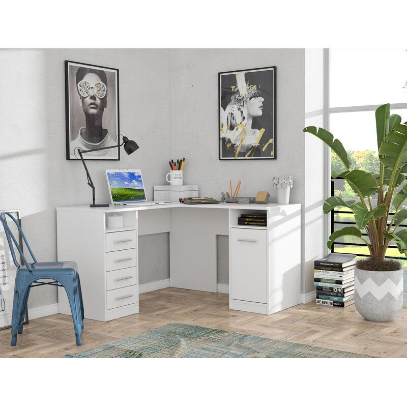 Baines Corner Desk