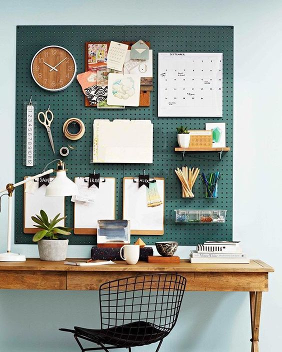 My home office stationery inspiration from pinterest