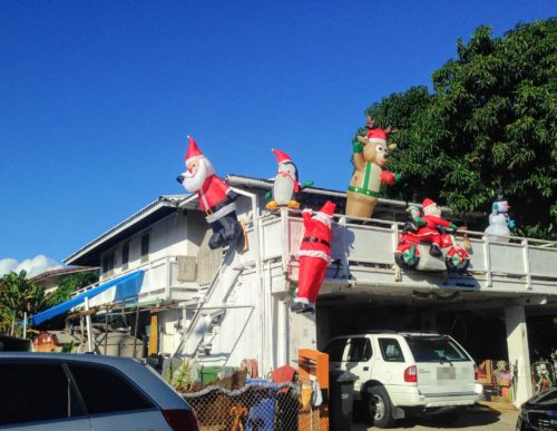 ハワイ旅行 気をつけること クリスマス