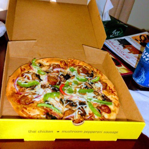 ハワイ カリフォルニアピザキッチン ワイキキ グアム