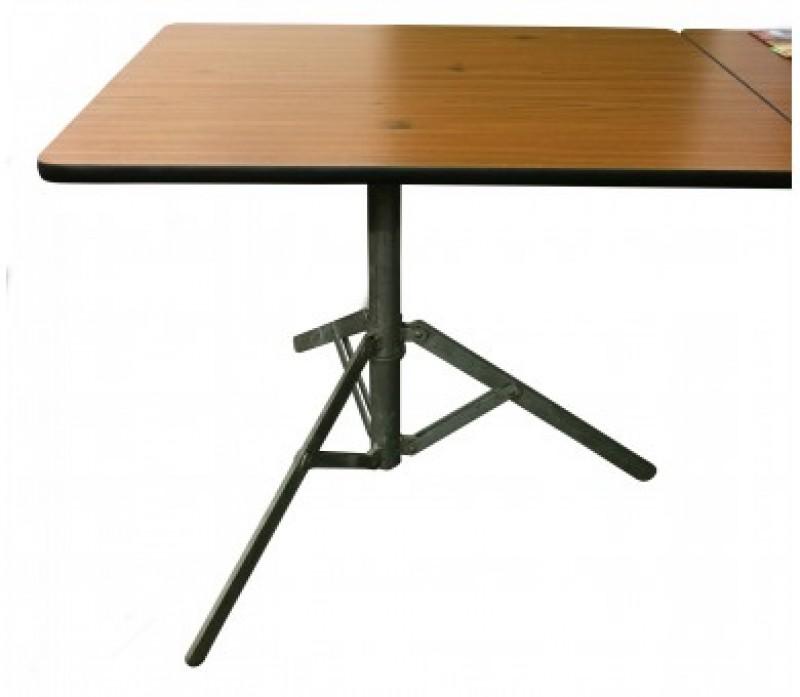 pied de table pliant pour installer votre table a l exterieur