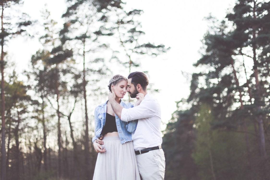Love Story Vicky Baumann und Noah Black