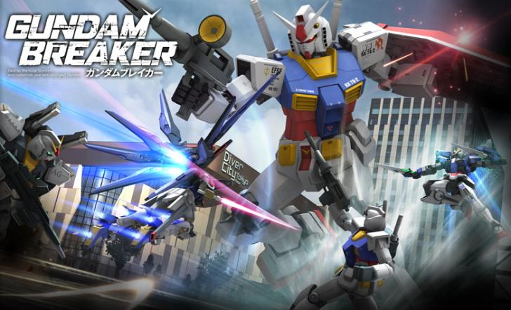 gundambreaker