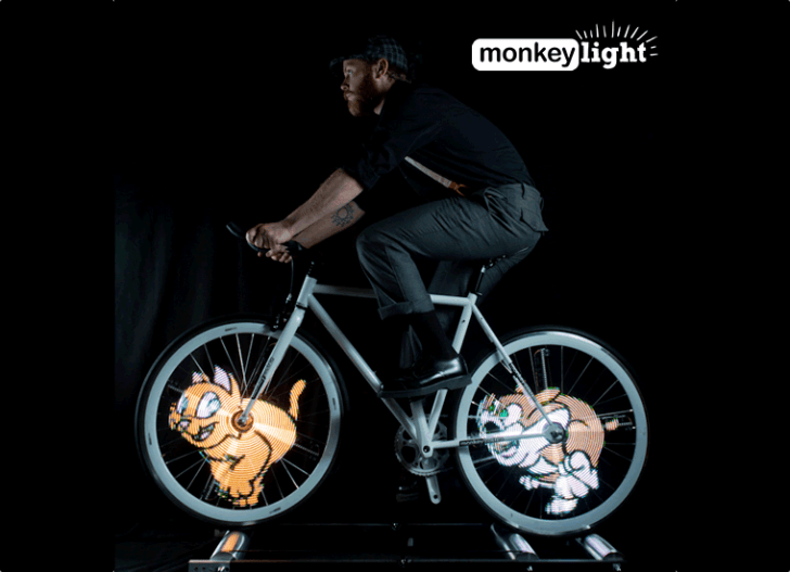monkey light pro