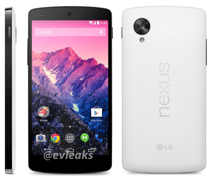 Nexus 5White