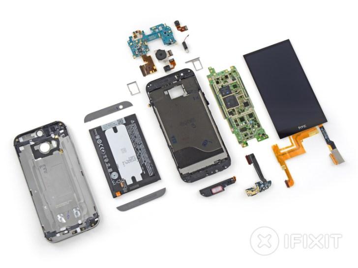 HTC One(M8)