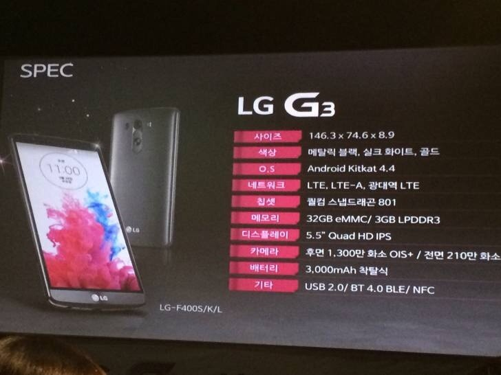Official-LG-G3-specs-and-features