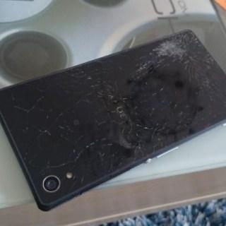 damaged-xperia-z2