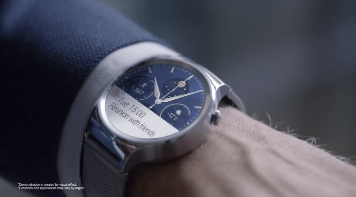 Huawei_Watch__Your_Ultimate_Companion_to_Make_It_Possible_-_YouTube 2