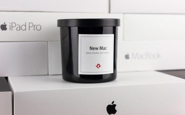 Mac Candle