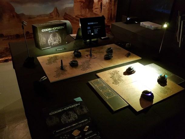 ロボットが戦う新感覚のボードゲーム