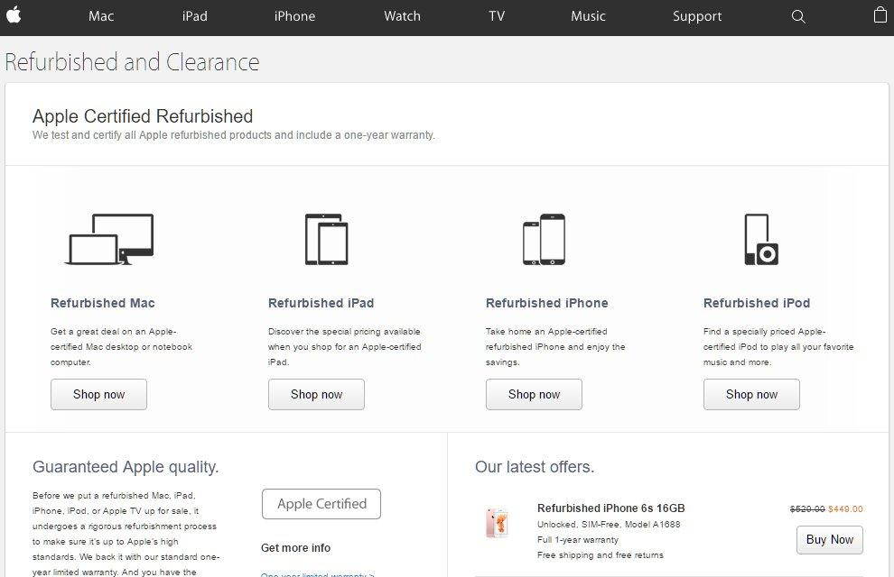 iphone整備品
