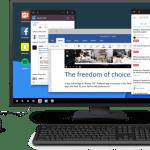 Androidとモニターを繋ぐとPCライクなマルチウィンドウが使える、RemixOS for Mobile発表