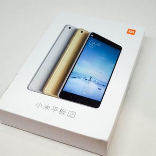 今更だけど、Xiaomi Mi Pad 2をレビュー メディアプレーヤーとしては良さそう