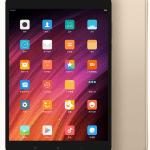 Xiaomi、7.9インチタブレット Mi Pad 3を発表。外観はMi Pad 2と全く同じ
